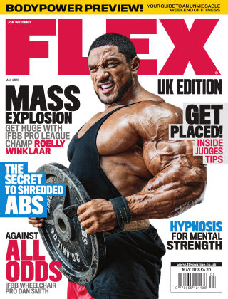 Flex - UK May 2018
