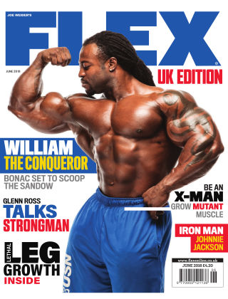 Flex - UK June 2018