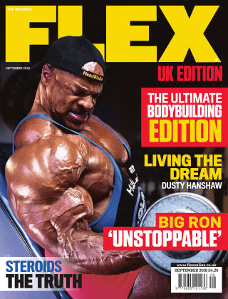 Flex - UK September 2018