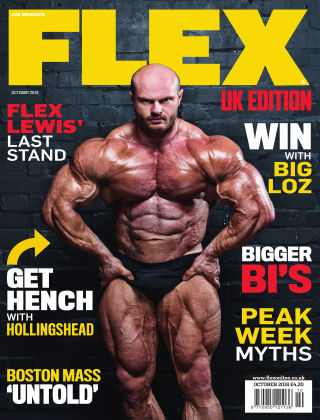 Flex - UK October 2018