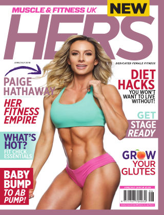 Muscle & Fitness Hers - UK June / July 2018