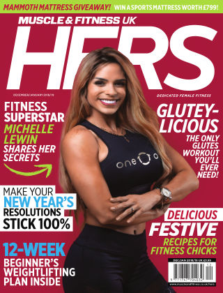 Muscle & Fitness Hers - UK Dec/Jan 2018/19