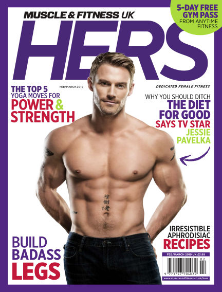 Muscle & Fitness Hers - UK January 10, 2019 00:00