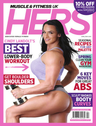 Muscle & Fitness Hers - UK April/May 2019