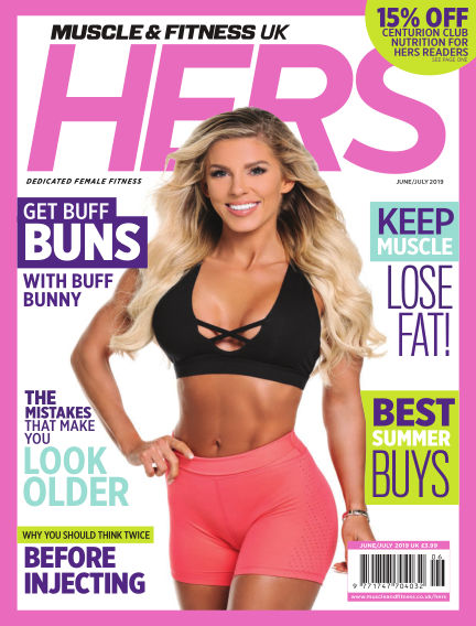 Muscle & Fitness Hers - UK May 08, 2019 00:00