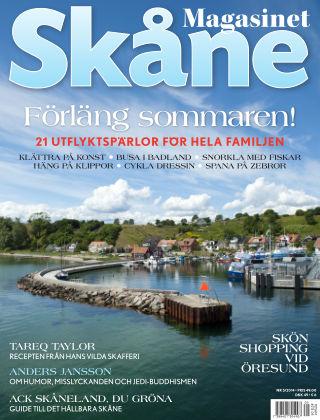 Magasinet Skåne (Inga nya utgåvor) 2014-07-15