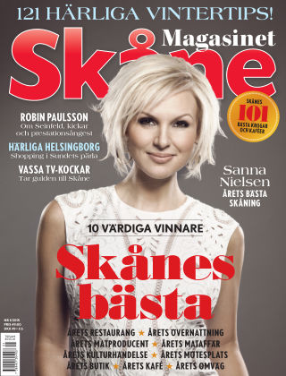 Magasinet Skåne (Inga nya utgåvor) 2014-12-10