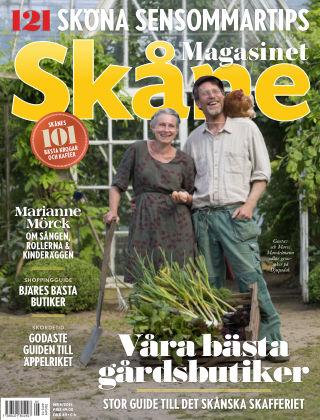 Magasinet Skåne (Inga nya utgåvor) 2015-07-29