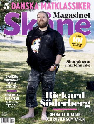 Magasinet Skåne (Inga nya utgåvor) 2015-10-02