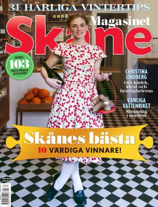 Magasinet Skåne (Inga nya utgåvor) 2015-12-09