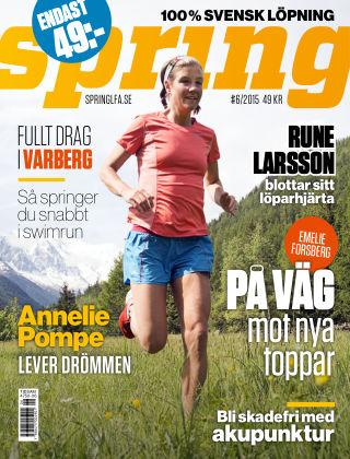 Spring (Inga nya utgåvor) 2015-08-07