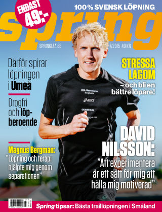 Spring (Inga nya utgåvor) 2015-09-17