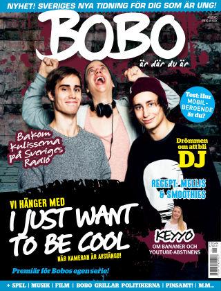 Bobo (Inga nya utgåvor) 2015-01-27