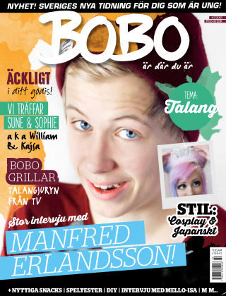 Bobo (Inga nya utgåvor) 2015-02-25