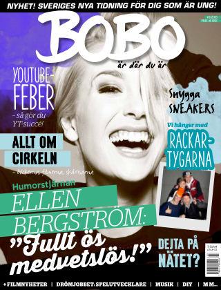 Bobo (Inga nya utgåvor) 2015-04-27