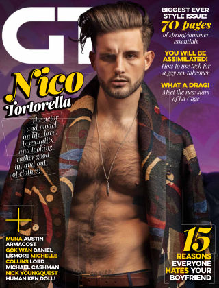 Gay Times Magazine March 2017
