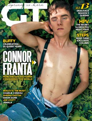 Gay Times Magazine April 2017