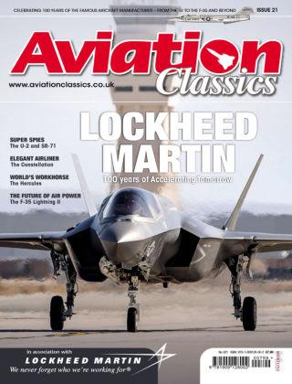 Aviation Classics Issue 21