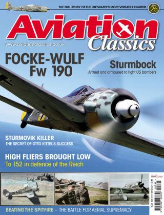 Aviation Classics Issue 26