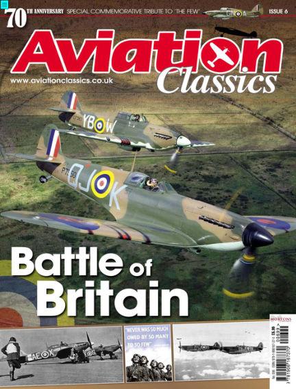 Aviation Classics September 24, 2010 00:00