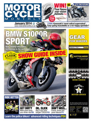 Motor Cycle Monthly January 2014