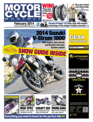 Motor Cycle Monthly February 2014