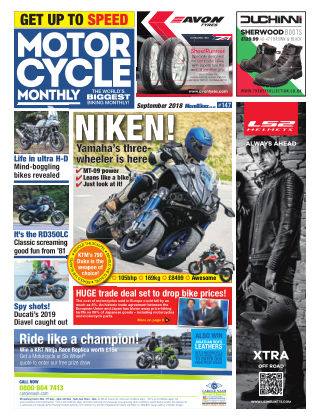 Motor Cycle Monthly September_2018