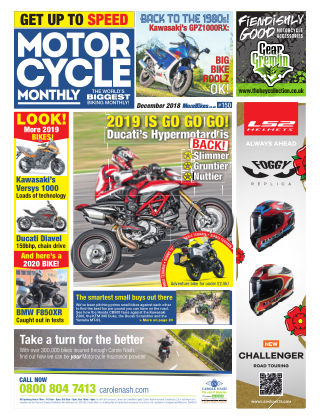 Motor Cycle Monthly December_2018