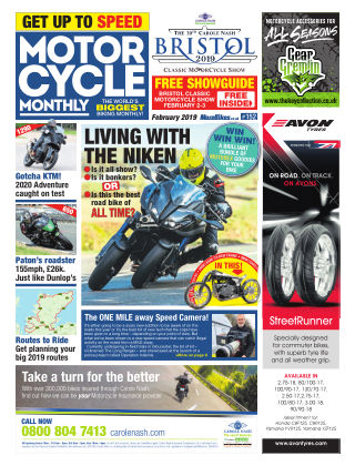 Motor Cycle Monthly February_2019