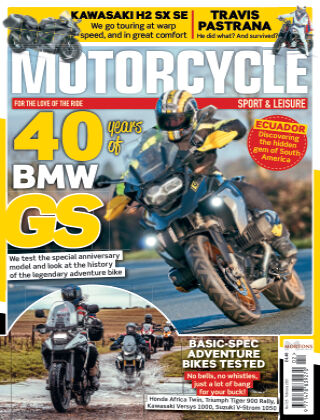 Motorcycle Sport & Leisure February_2021