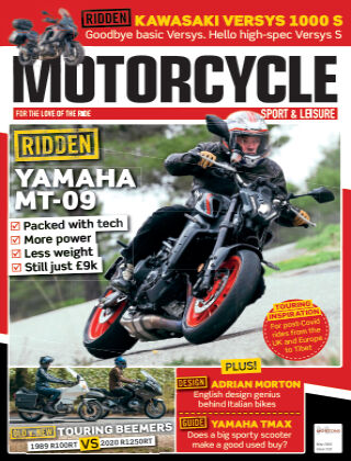 Motorcycle Sport & Leisure May_2021