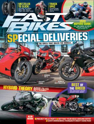 Fast Bikes May 2021