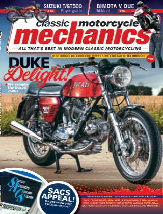Classic Motorcycle Mechanics April 2021