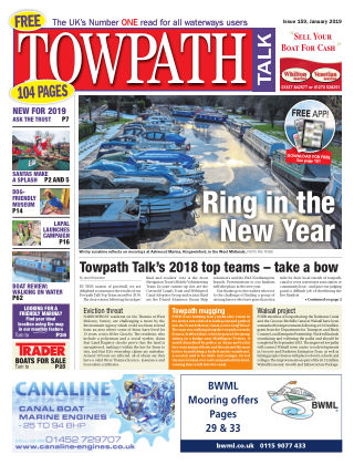 Towpath Talk January 2019