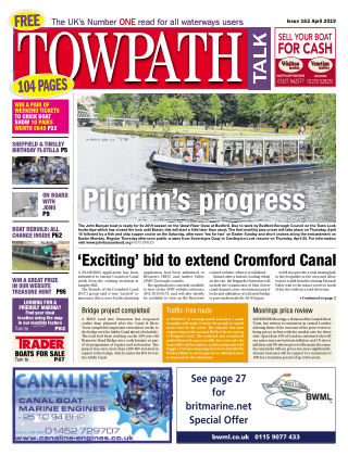 Towpath Talk April_2019