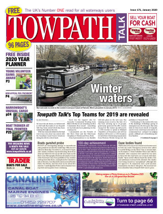 Towpath Talk January_2020