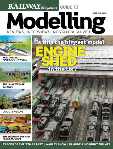 Railway Magazine Guide to Modelling November 25, 2016 00:00