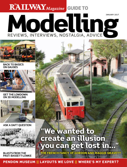 Railway Magazine Guide to Modelling December 23, 2016 00:00