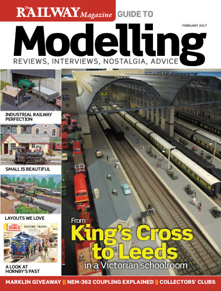 Railway Magazine Guide to Modelling January 27, 2017 00:00