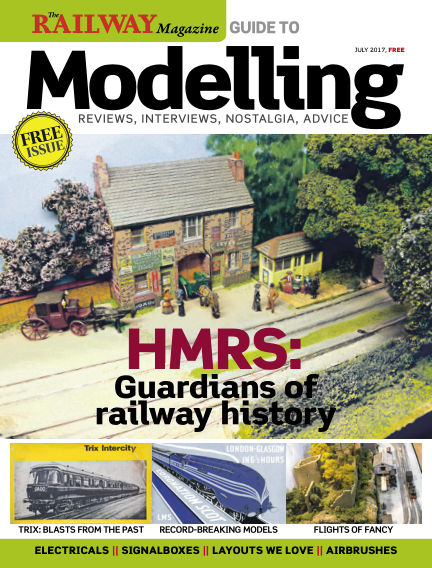 Railway Magazine Guide to Modelling June 23, 2017 00:00