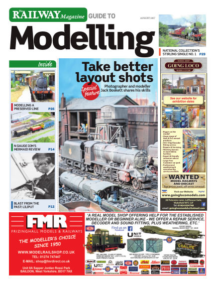 Railway Magazine Guide to Modelling July 28, 2017 00:00