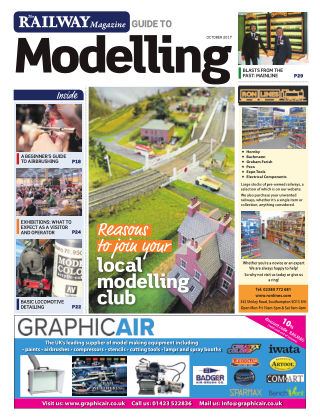 Railway Magazine Guide to Modelling  October 2017