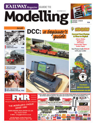 Railway Magazine Guide to Modelling November 2017