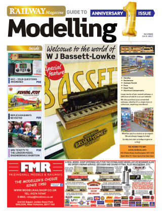 Railway Magazine Guide to Modelling December 2017