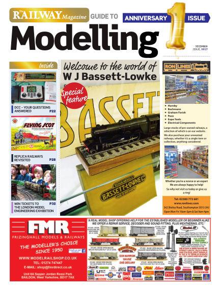 Railway Magazine Guide to Modelling November 24, 2017 00:00