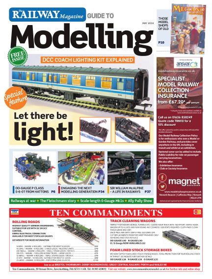 Railway Magazine Guide to Modelling April 27, 2018 00:00