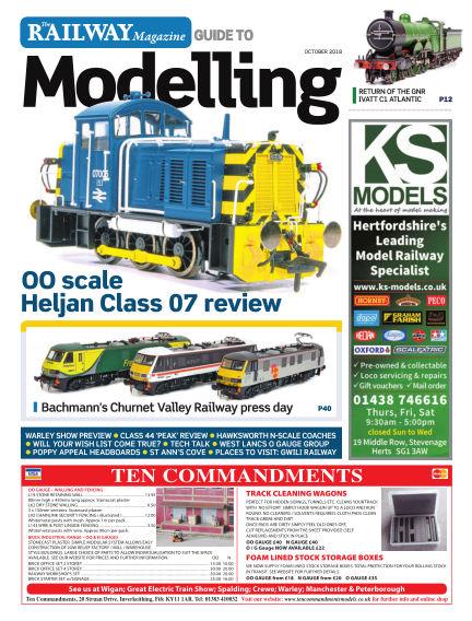 Railway Magazine Guide to Modelling September 28, 2018 00:00