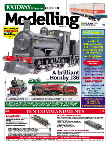 Railway Magazine Guide to Modelling February 27, 2019 00:00