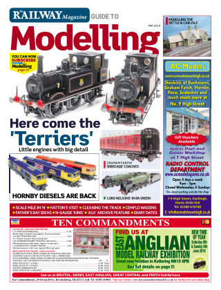 Railway Magazine Guide to Modelling May_2019