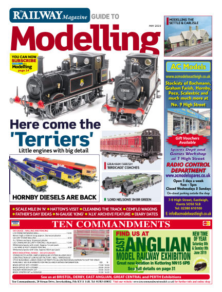 Railway Magazine Guide to Modelling April 26, 2019 00:00